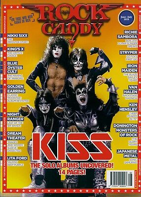 Rock Candy - Issue 8 - Kiss