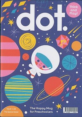 Dot - Volume 8 - The Space Issue