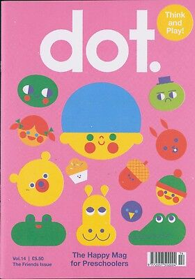 Dot - Volume 14 - The Friends Issue