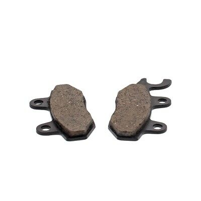 Front Organic Brake Pad Set for 1990-1993 Suzuki DR250