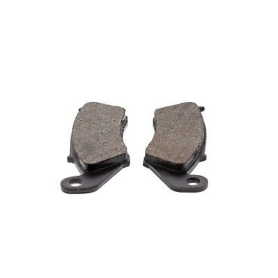 Front Semi-Metallic Brake Pad Set for 1996 Kawasaki KLX650R