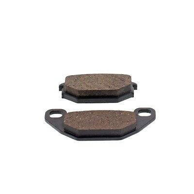 Rear Organic Brake Pad Set for Kawasaki KFX90