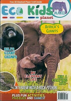 Eco Kids Planet - Issue 33/34