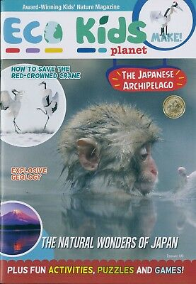 Eco Kids Planet - Issue 40
