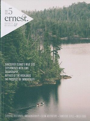 Ernest Journal - Issue 5