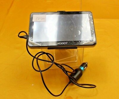 """Xgody Sat Nav 7"""" X 4.5"""" With Charger  ##oad 22 Sg"""