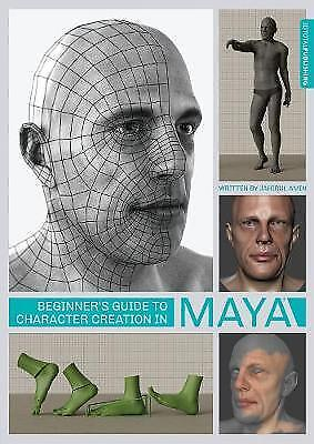 Beginner's Guide to Character Creation in Maya, 3DTotal Publishing