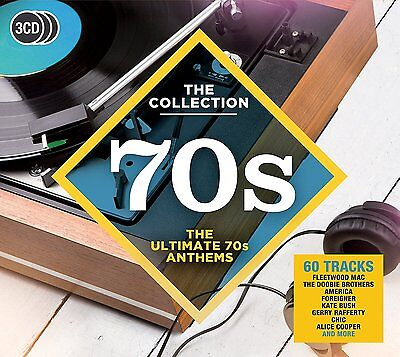 70S: The Collection - New Cd Compilation