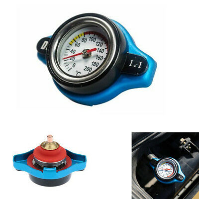 Water Temperature Gauge Cover Alloy Truck 1.1 Bar Hot Durable Reliable Unique