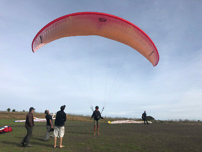 USED OZONE SWIFT 5 MS Lightweight Paraglider for progressing experienced  pilots!