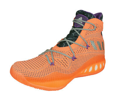 size 40 1f37e 57f95 adidas Crazy Explosive Primeknit Baskets Chaussures Basketball Hommes Orange