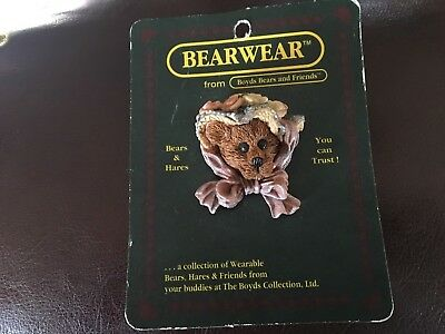 Vintage Boyd's Bearwear Collection Pin #2667 Retired NOS