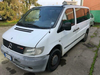 Mercedes-Benz Vito 112 CDI cat Mixto