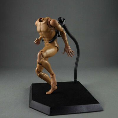 Dynamic Stand For 1/6 Scale Toys Figure Action Accessories Creative Black Tool