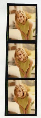 *Q357A VINTAGE MOVIE TV CONTACT SHEET PHOTO Reese Witherspoon BIG LITTLE LIES