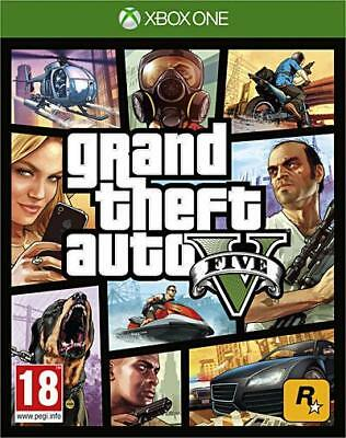 Gta 5 Xbox One . Neuf Sous Blister .