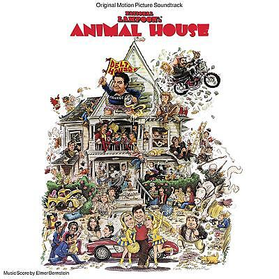 National Lampoon's Animal House Original Motion Picture Soundtrack Lp 2015