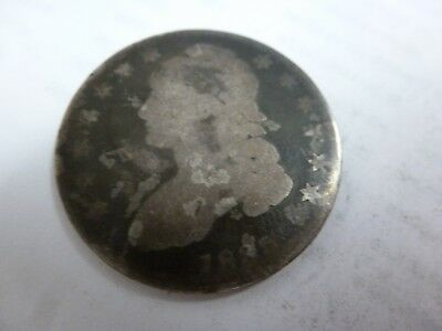 1835 Capped Bust Half Dollar #1