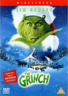 [DVD] The Grinch