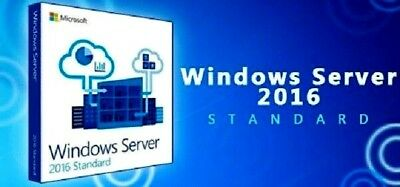 [KEY] Windows Server 2016 Standard License Key and Download Link