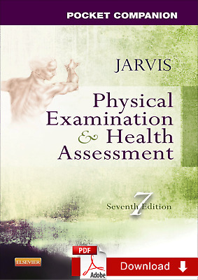Physical Examination and Health Assessment by Carolyn Jarvis 7ed ¤PDF¤ EB00K