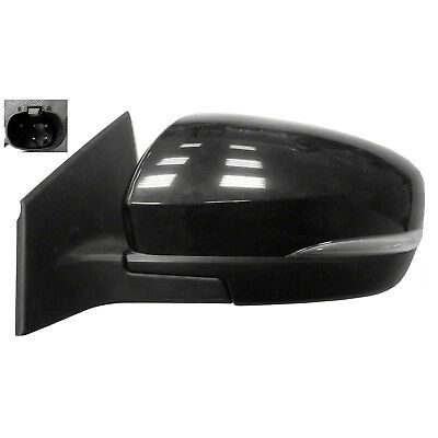 MA1320174 New Left Door Mirror Power with Heated Glass w/ Signal Paint to Match