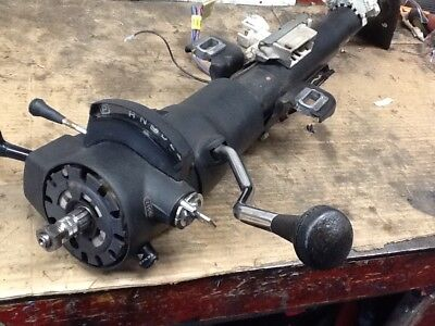 Chevy Van Hot Rat Street Rod Custom Tilt Steering Column Expedition