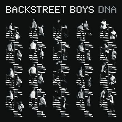Dna - Backstreet Boys - Rock & Pop Music CD