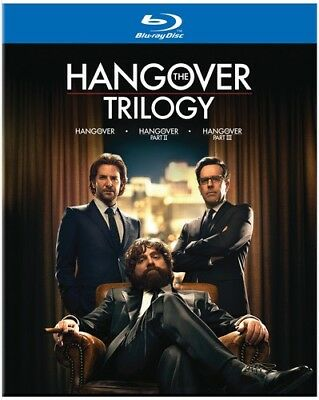 Hangover Trilogy - Movie Dvd