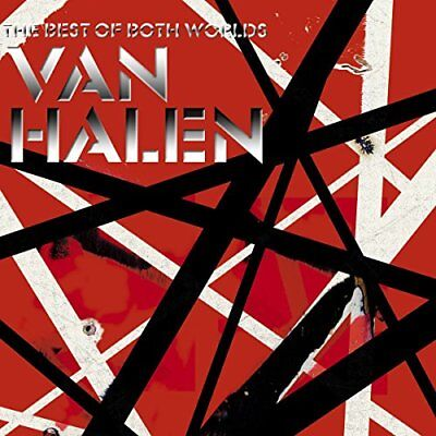 Van Halen - Best of Both Worlds [Canada] - Van Halen CD 8SVG The Fast Free