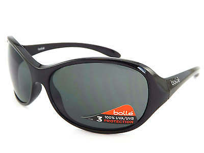 BOLLE childrens girls kids 4-8 approx AWENA sunglasses Shiny Black 12146