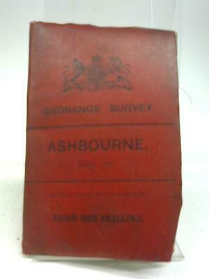 Ashbourne Sheet 124 (Old Ordnance Survey Maps - Inch to the Mi ( - 0) (ID:32961)