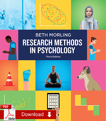 Research Methods in Psychology: Evaluating a World of Information  [E_Version]