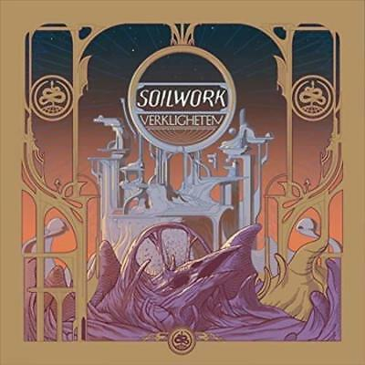 Soilwork - Verkligheten Used - Very Good Cd