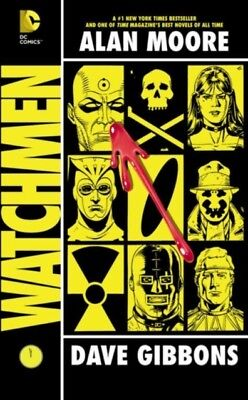 Watchmen, International Edition (Paperback), Gibbons, Dave, Moore...
