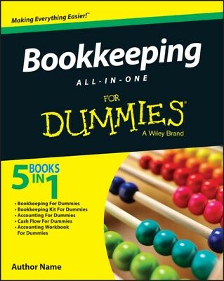 Bookkeeping All-In-One For Dummies (Paperback), Consumer Dummies,...