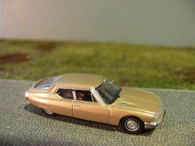 1/87 UH Norev Citroen SM goldmetallic