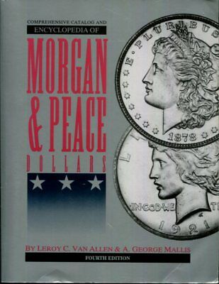Latest Encyclopedia Morgan and Peace Dollar Varieties 4th Edition The VAM Book