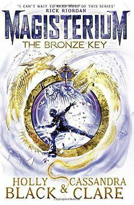 Magisterium: The Bronze Key (The Magisterium) by Black, Holly, Clare, Cassandra,