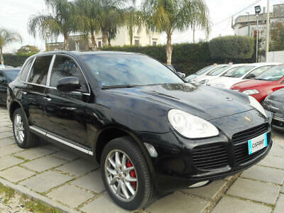 Porsche Cayenne 4.5 cat Turbo TETTO XENO NAVIG