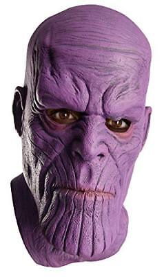 Marvel Avengers: Infinity War Thanos Adult Overhead Latex Costume Mask (P1Z)