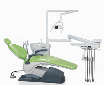 TJ2688 A1 Computer Controlled Hard Leather Dental Unit Chair FDA CE 8 colors