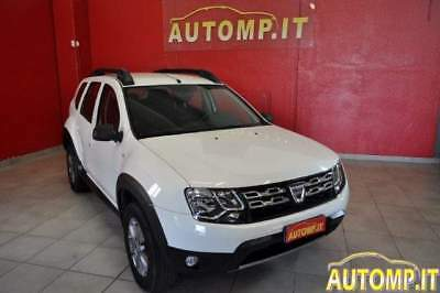 Dacia duster 1.5 dci 110cv 4x2 laurate clima navi bluetooth