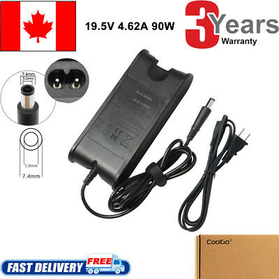 AC Adapter 90W for Dell Inspiron 15R N5110 N5010 17R N7010 Charger +Power Cord L
