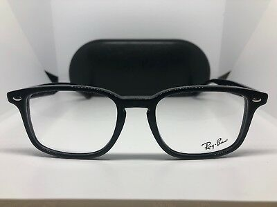 1012766436 New Ray-Ban Rb 5353 2000 Black Authentic Rx Eyeglasses Frame Rb5353 50-19