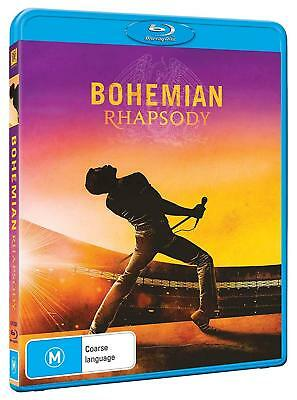 BOHEMIAN RHAPSODY (2018): Rami Malek as Freddie Mercury in Queen Aus RgB BLU-RAY