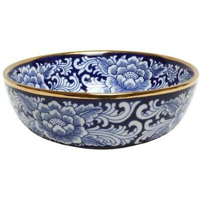 Blue And White Bowl Indo
