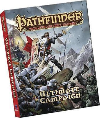 Pathfinder Roleplaying Game: Ultimate Campaign Pocket Edition by Jason Bulmahn P
