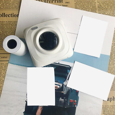 57X30mm Self-adhesive Thermal Sticker Printing Paper for Paperang Photo Boom