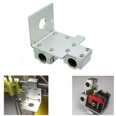 3D Printer Reprap Prusa i3 Parts X Metal Exturder Carriage X Axis Printing Head